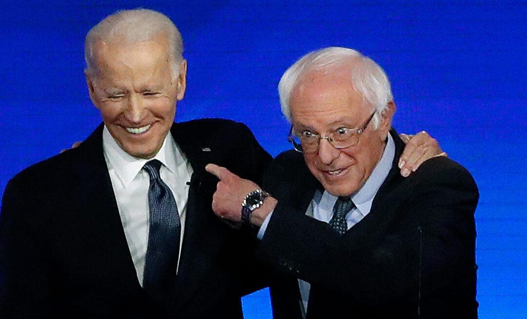 Hey, Bernie, where's my fucking money?