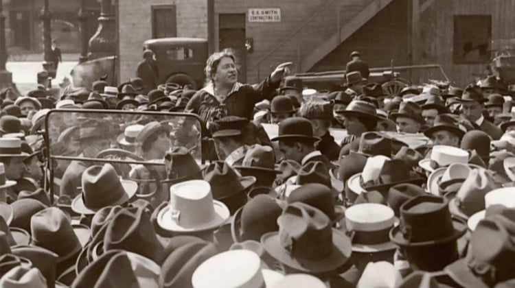 Emma Goldman: Anarchism—What it really stands for.
