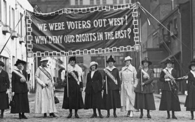 Emma Goldman: Woman Suffrage