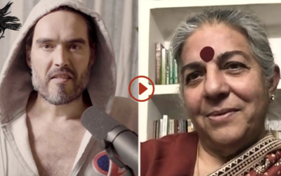 Vandana Shiva: Bill Gates's Book Is Rubbish!