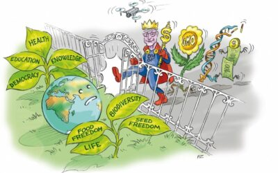 Gates to a Global Empire, a Global Citizens' Report by Navdanya International