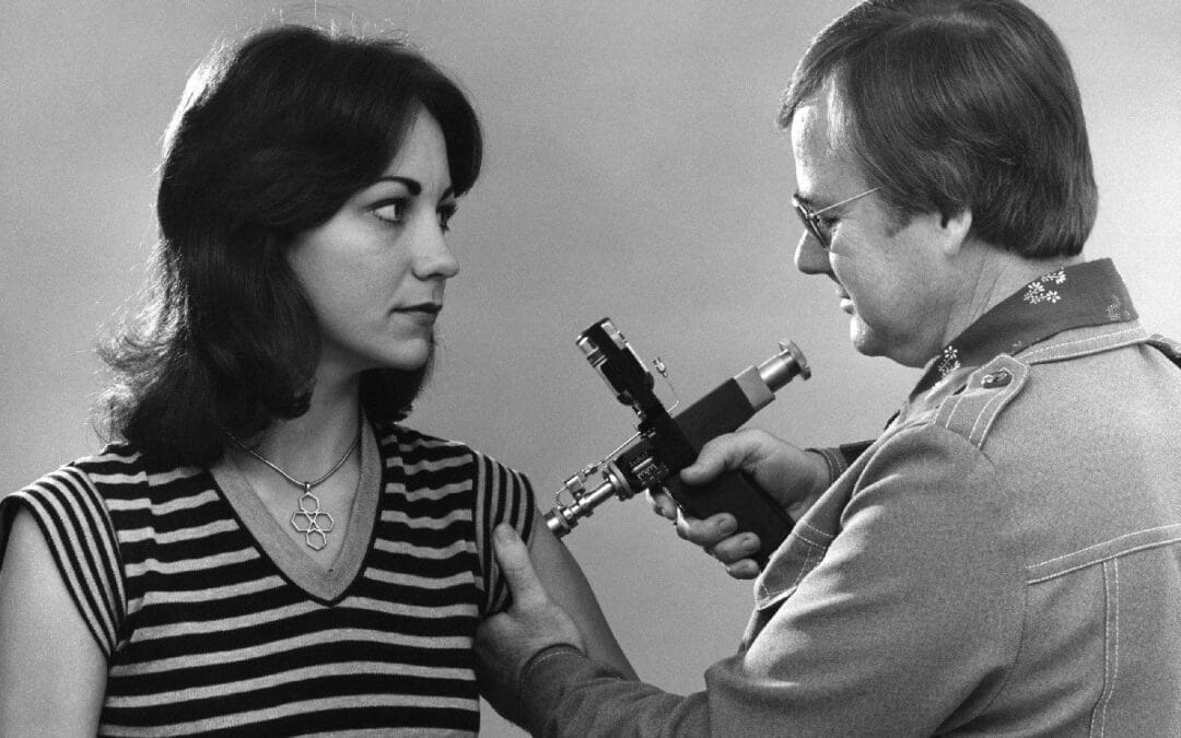 The Swine Flu Fiasco of 1976—60 Minutes with Mike Wallace