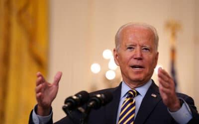 Joe Biden Admits He Isn't Pulling Out Of Afghanistan