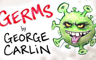 George Carlin on germs. This one is for chicken little liberals.
