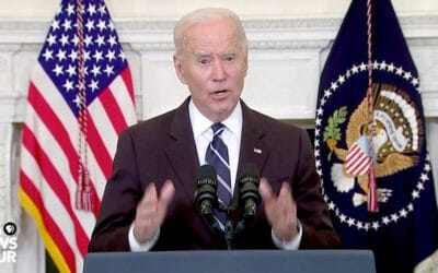 Biden Orders Sweeping, Unprecedented Vaccine Mandates for Millions of Americans, Politicians Vow to Fight Back