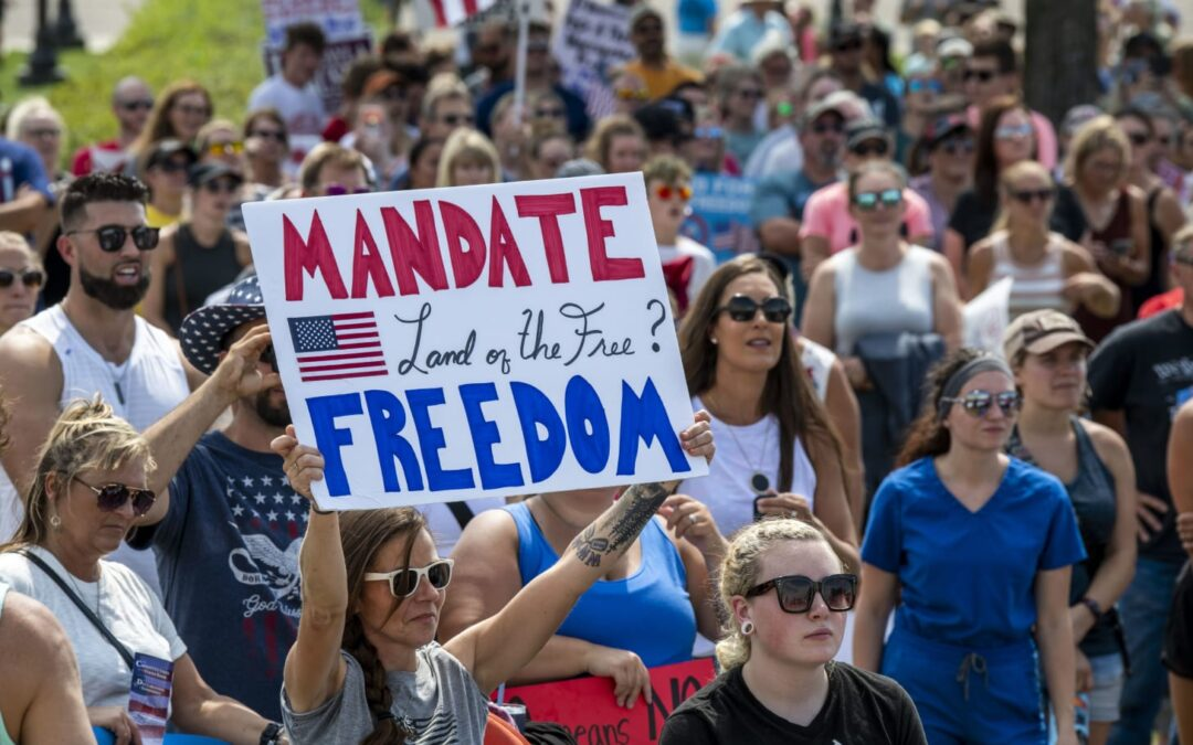 The ACLU, Prior to COVID, Denounced Mandates and Coercive Measures to Fight Pandemics