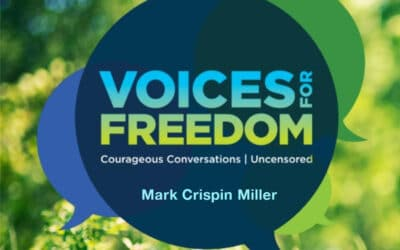 New Zealand Voices for Freedom: Mark Crispin Miller